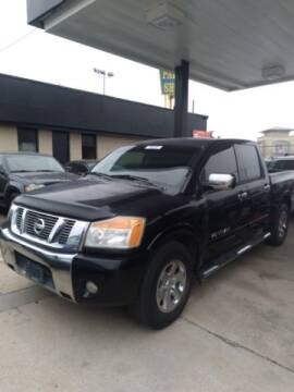 2010 Nissan Titan for sale at Auto Limits in Irving TX