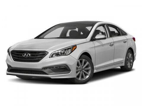 2017 Hyundai Sonata for sale at Suburban Chevrolet in Claremore OK
