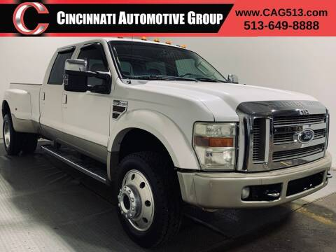 2010 Ford F-450 Super Duty for sale at Cincinnati Automotive Group in Lebanon OH
