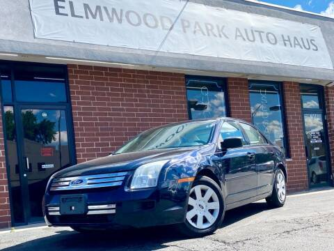 2008 Ford Fusion for sale at Elmwood Park Auto Haus in Elmwood Park IL