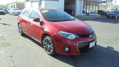 2015 Toyota Corolla for sale at Absolute Motors in Hammond IN