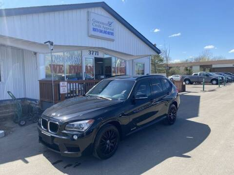 2015 BMW X1 for sale at North Oakland Motors in Waterford MI