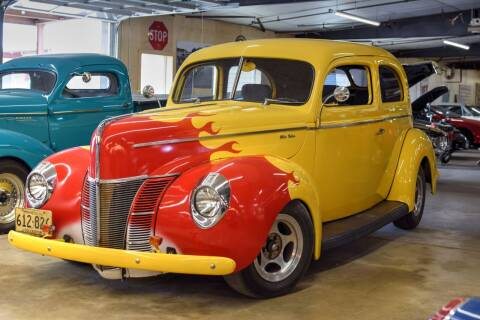 1940 Ford Street Rod for sale at Hooked On Classics in Watertown MN