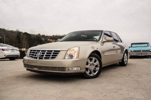 2007 Cadillac DTS for sale at CarUnder10k in Dayton TN