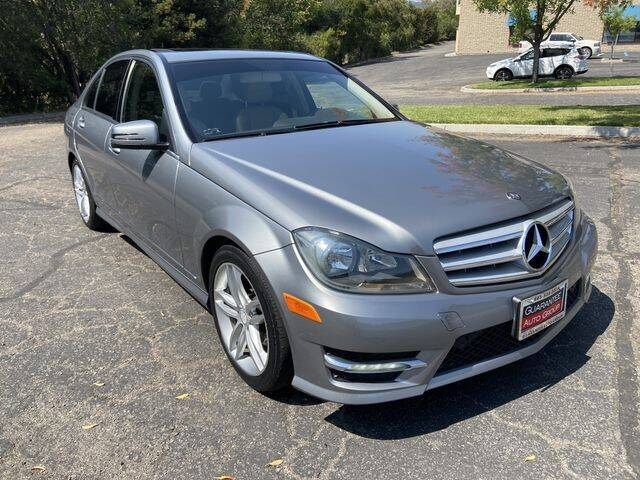 2013 Mercedes-Benz C-Class for sale at Guarantee Auto Group in Atascadero CA