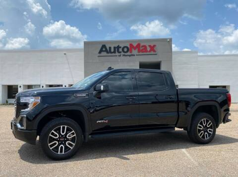 2021 GMC Sierra 1500 for sale at AutoMax of Memphis in Memphis TN
