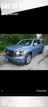 2015 Chevrolet Suburban for sale at GRC OF KC in Gladstone MO