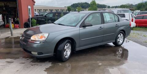 2004 Chevrolet Malibu for sale at Bailey's Auto Sales in Cloverdale VA