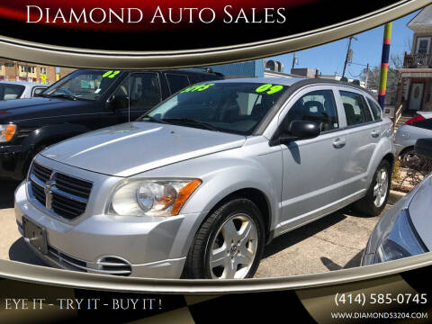 2009 Dodge Caliber for sale at Diamond Auto Sales in Milwaukee WI