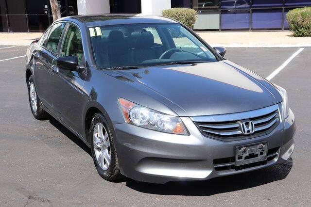 2011 Honda Accord for sale at Liberty Cars and Trucks in Phoenix AZ