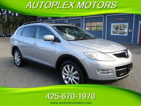 2008 Mazda CX-9 for sale at Autoplex Motors in Lynnwood WA