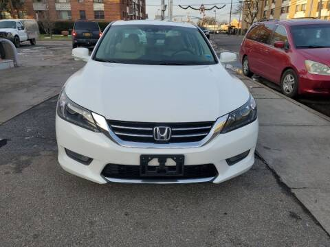 2015 Honda Accord for sale at OFIER AUTO SALES in Freeport NY
