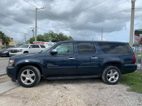 2013 Chevrolet Suburban for sale at VC Auto Sales in Miami FL