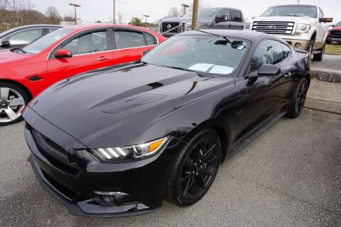 2017 Ford Mustang for sale at Modern Motors - Thomasville INC in Thomasville NC