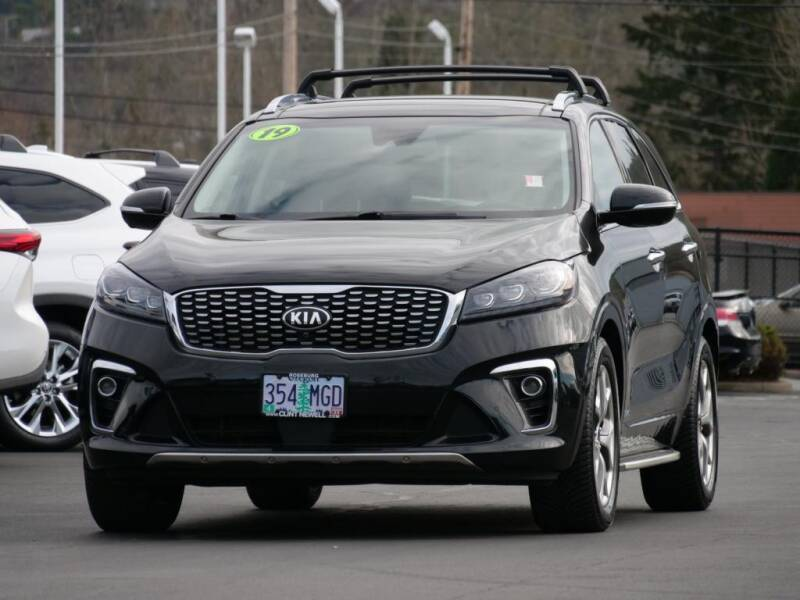 2019 Kia Sorento for sale at CLINT NEWELL USED CARS in Roseburg OR
