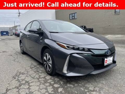 2018 Toyota Prius Prime for sale at Toyota of Seattle in Seattle WA