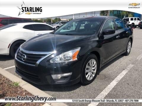 2015 Nissan Altima for sale at Pedro @ Starling Chevrolet in Orlando FL