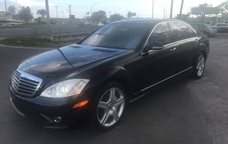 2007 Mercedes-Benz S-Class for sale at Reliable Motor Broker INC in Tampa FL