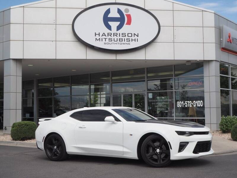 2018 Chevrolet Camaro for sale at Harrison Imports in Sandy UT