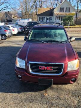 2004 GMC Envoy for sale at Emory Street Auto Sales and Service in Attleboro MA