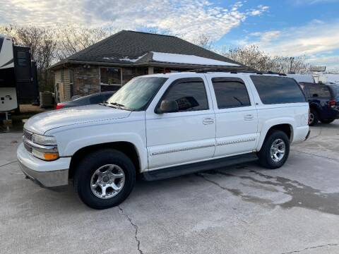 2002 Chevrolet Suburban for sale at Autoway Auto Center in Sevierville TN