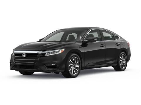 2021 Honda Insight for sale at BASNEY HONDA in Mishawaka IN