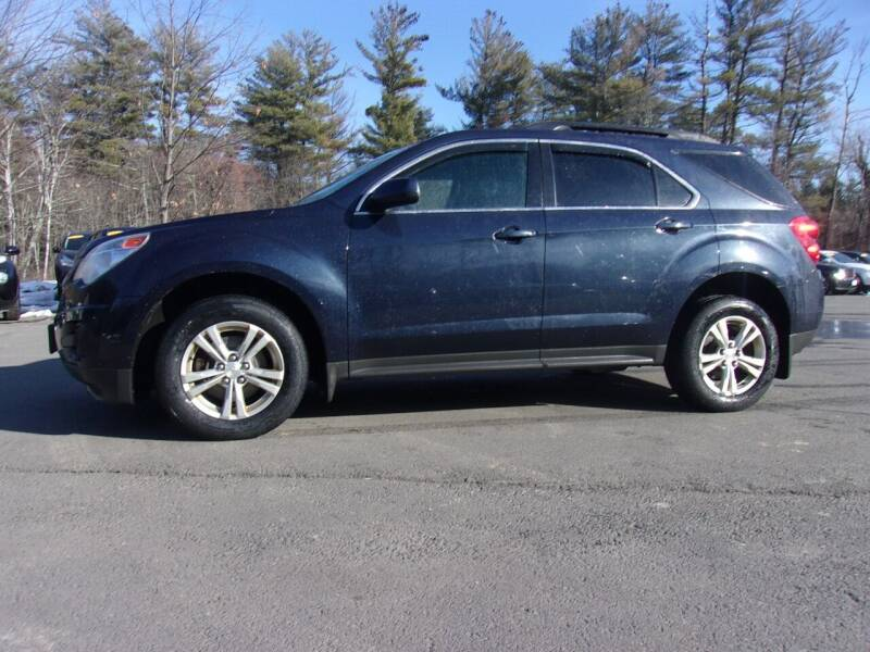 2015 Chevrolet Equinox for sale at Mark's Discount Truck & Auto Sales in Londonderry NH