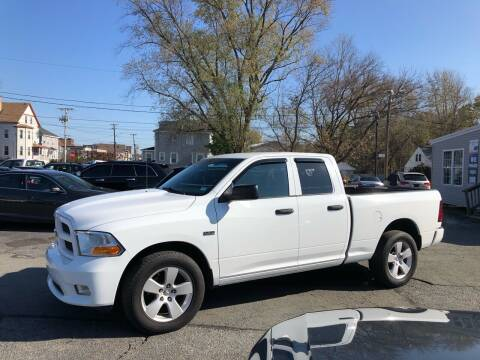 2012 RAM Ram Pickup 1500 for sale at Top Line Import in Haverhill MA