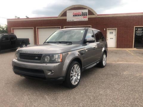2011 Land Rover Range Rover Sport for sale at Family Auto Finance OKC LLC in Oklahoma City OK