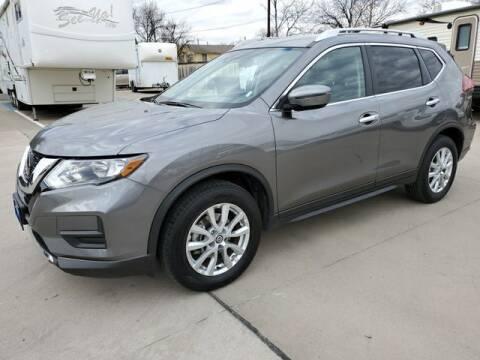 2020 Nissan Rogue for sale at Kell Auto Sales, Inc - Grace Street in Wichita Falls TX