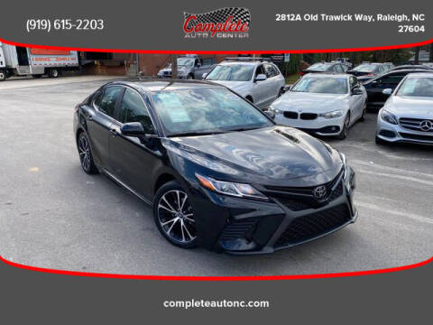 2020 Toyota Camry for sale at Complete Auto Center , Inc in Raleigh NC