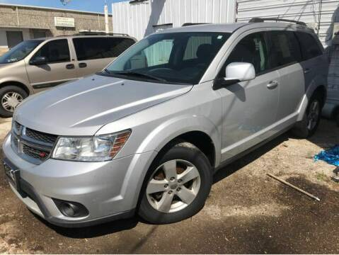2012 Dodge Journey for sale at Jerry Allen Motor Co in Beaumont TX