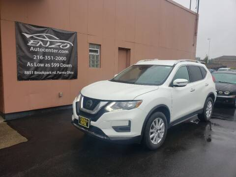 2020 Nissan Rogue for sale at ENZO AUTO in Parma OH
