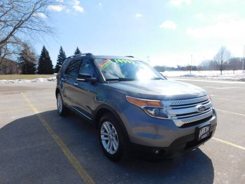 2014 Ford Explorer for sale at Lot 31 Auto Sales in Kenosha WI