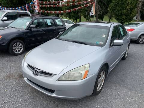 2005 Honda Accord for sale at Harrisburg Auto Center Inc. in Harrisburg PA