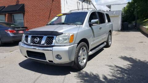 2006 Nissan Armada for sale at A & A IMPORTS OF TN in Madison TN