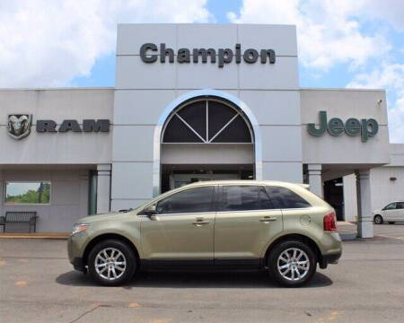 2012 Ford Edge for sale at Champion Chevrolet in Athens AL