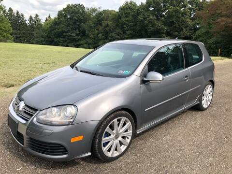 2008 Volkswagen R32 for sale at Hutchys Auto Sales & Service in Loyalhanna PA