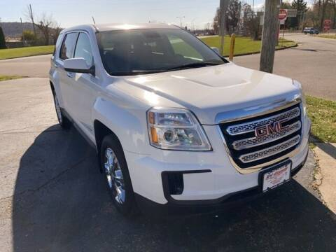 2017 GMC Terrain for sale at Tri-County Pre-Owned Superstore in Reynoldsburg OH