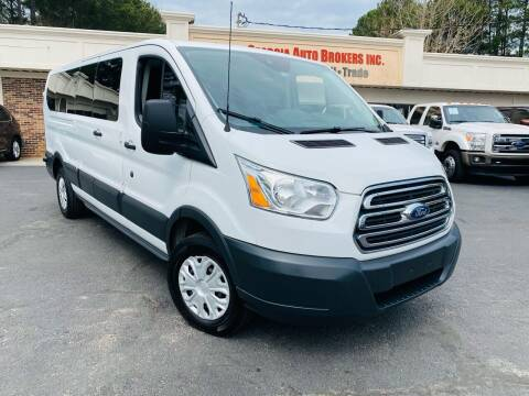 2015 Ford Transit Passenger for sale at North Georgia Auto Brokers in Snellville GA