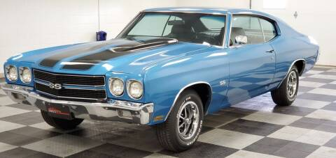 1970 Chevrolet Chevelle for sale at 920 Automotive in Watertown WI