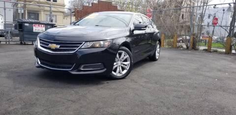 2016 Chevrolet Impala for sale at Elis Motors in Irvington NJ