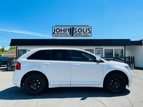 2012 Ford Edge for sale at John Solis Automotive Village in Idaho Falls ID