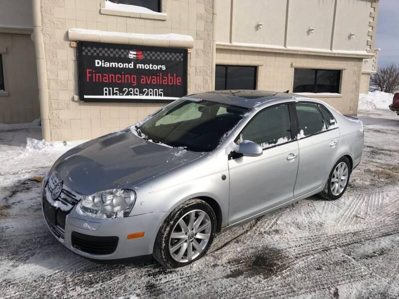 2010 Volkswagen Jetta for sale at Diamond Motors in Pecatonica IL