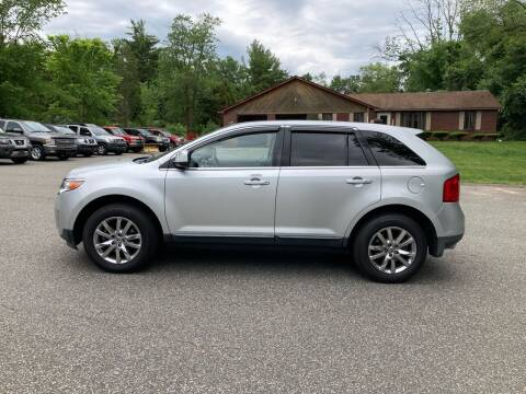 2011 Ford Edge for sale at Lou Rivers Used Cars in Palmer MA