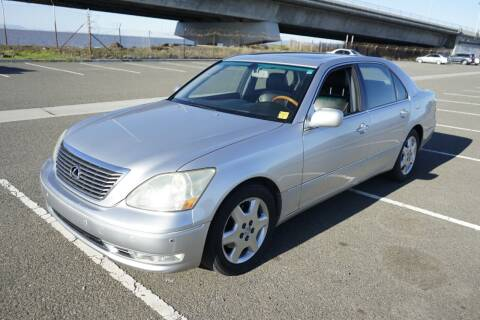 2004 Lexus LS 430 for sale at Sports Plus Motor Group LLC in Sunnyvale CA