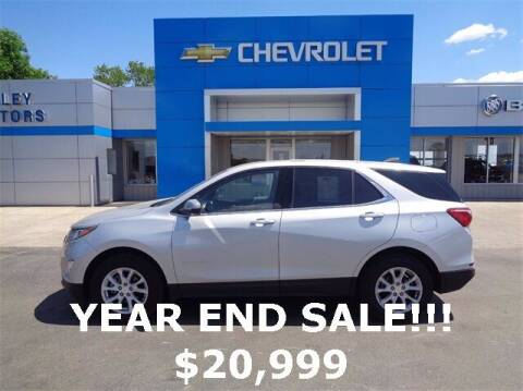 2019 Chevrolet Equinox for sale at Finley Motors in Finley ND
