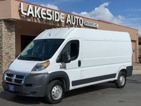 2018 RAM ProMaster Cargo for sale at Lakeside Auto Brokers Inc. in Colorado Springs CO