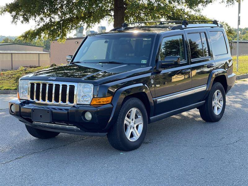 2009 Jeep Commander for sale at Real Deal Auto in King George VA