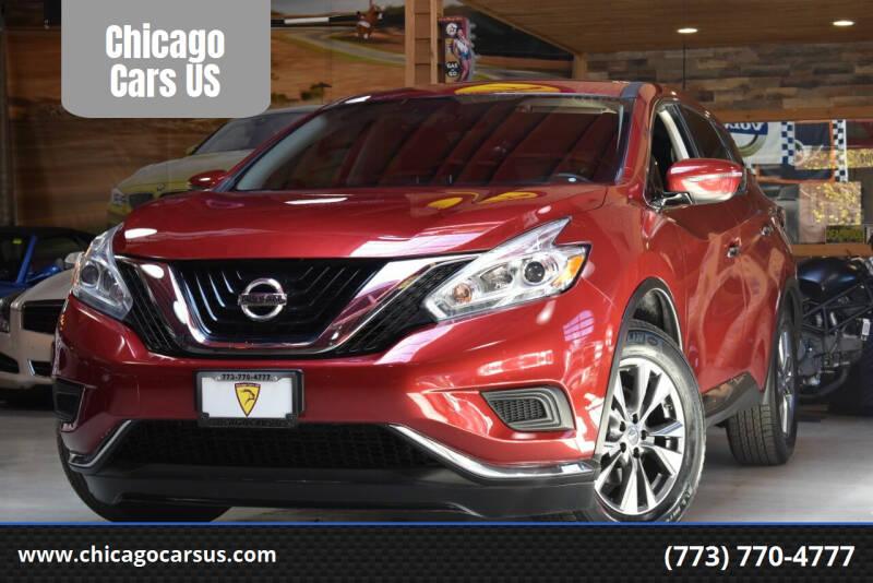2017 Nissan Murano for sale in Summit, IL